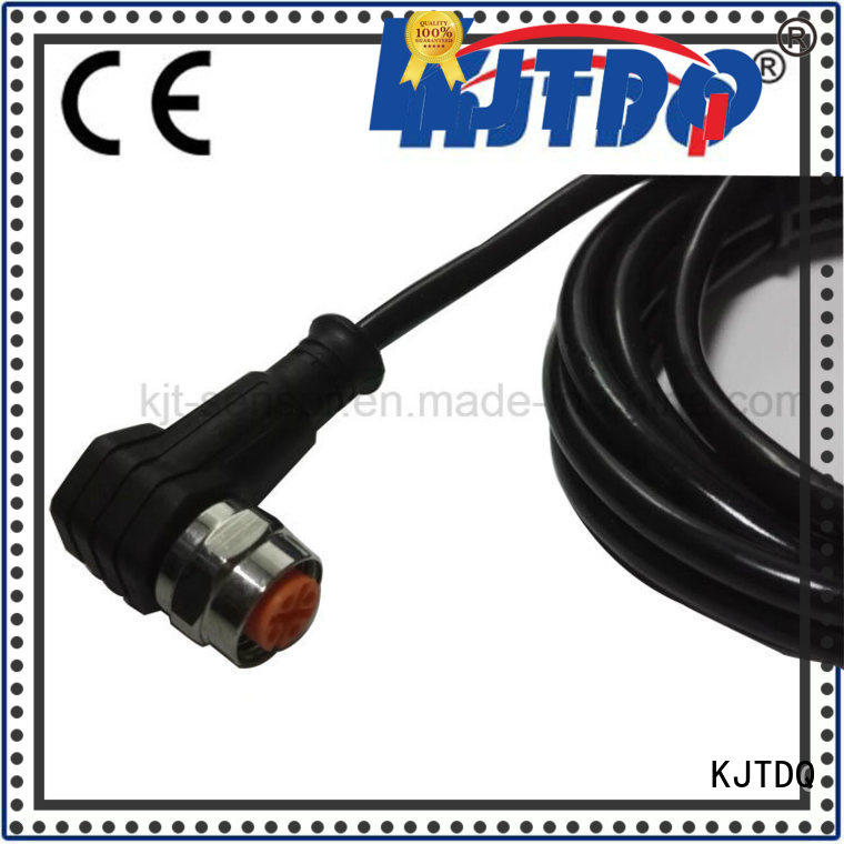KJTDQ sensor cable connector for Detecting Sensors