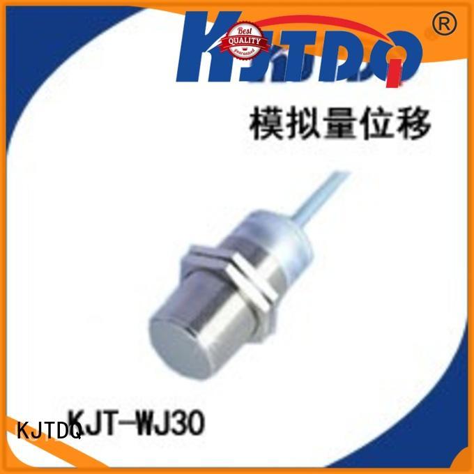 Quality inductive analog proximity sensor factory