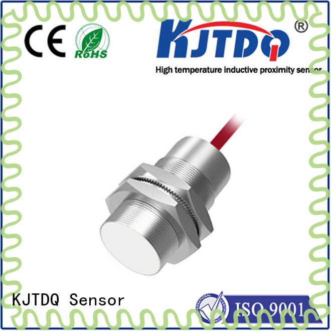 KJTDQ inductive proximity sensor high temperature company for packaging machinery