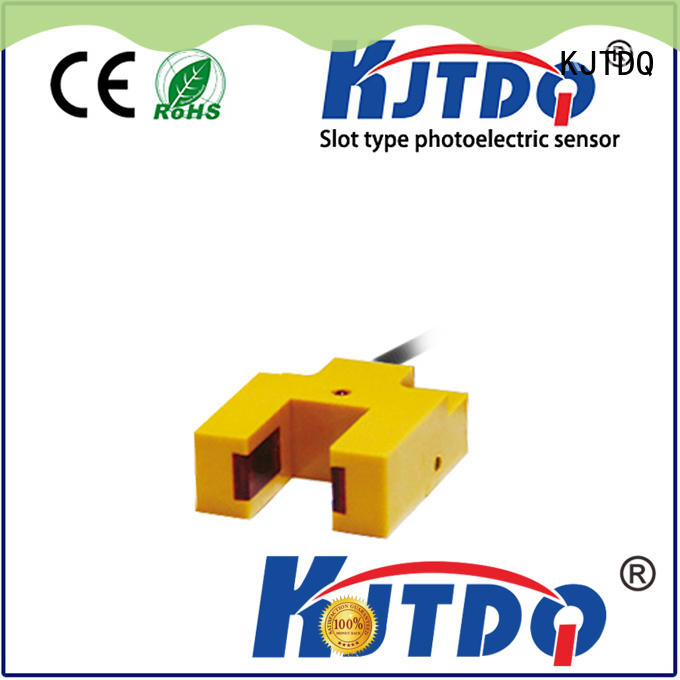 KJTDQ New groove photoelectric switch manufacturers for industrial