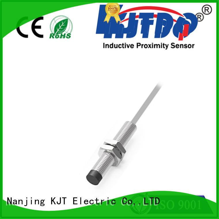 KJTDQ industrial inductive proximity sensor china Supply for production lines