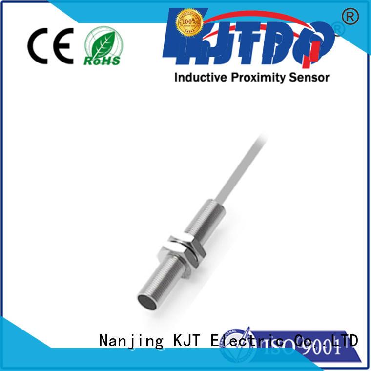 KJTDQ Wholesale inductive proximity sensor adjustment Suppliers for production lines
