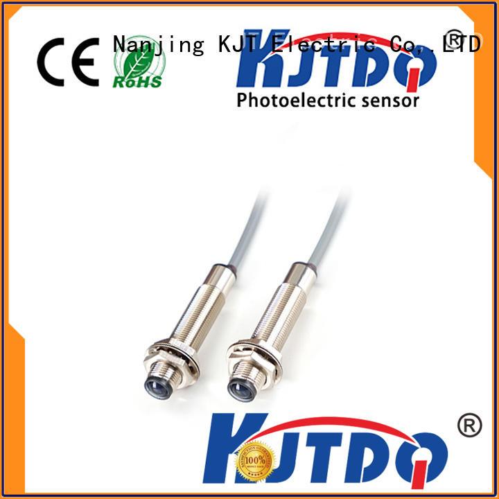 KJTDQ adjustable Photoelectric sensor manufacturers for packaging machinery