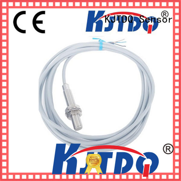 KJTDQ high pressure proximity switch capacitive china for detect metal objects
