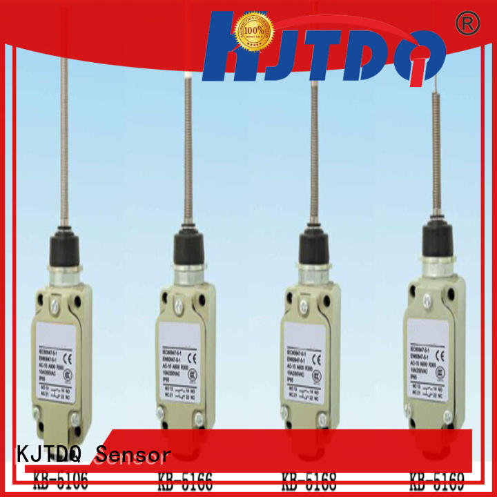 KJTDQ quality limit switch price china for Detecting