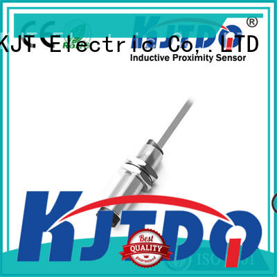KJTDQ widely used inductive proximity sensor types suppliers for production lines