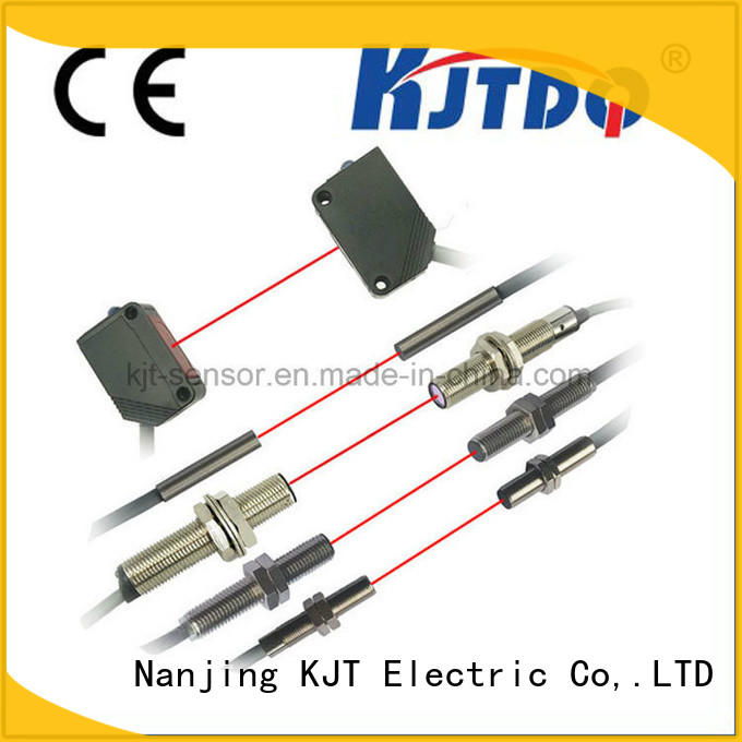 Top photo micro sensor for packaging machinery
