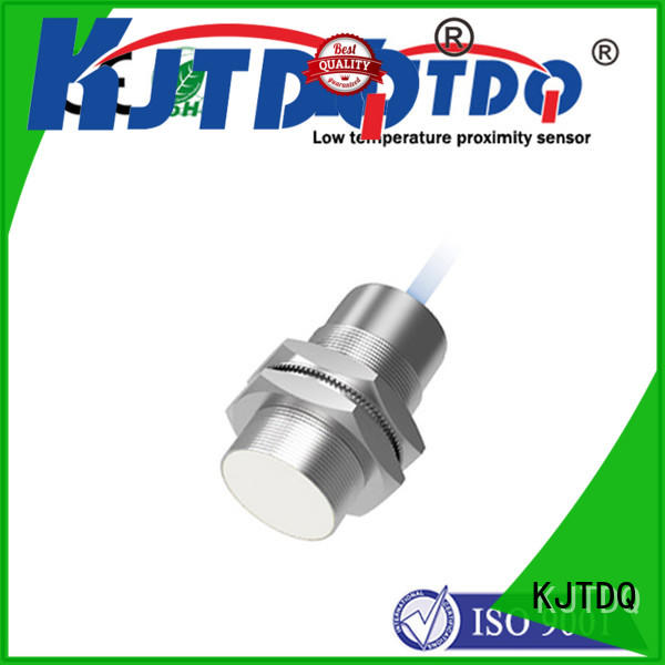 KJTDQ low temperature inductive proximity sensors price china for packaging machinery