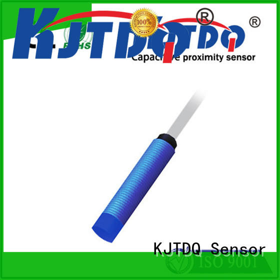 KJTDQ full range capacitive proximity sensor china for conveying systems
