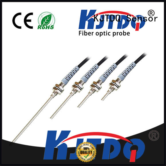 high detection accuracy fiber sensor custom for industrial