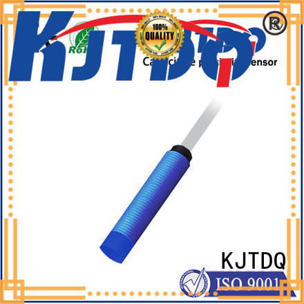 KJTDQ customized capacitive proximity sensor shielded or unshielded form is optional for conveying systems