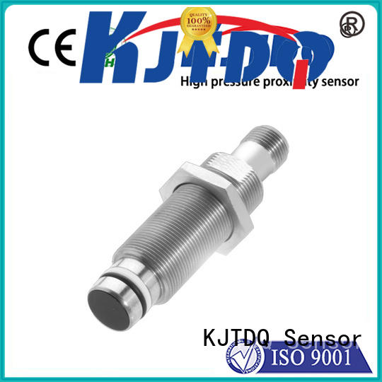 KJTDQ widely used inductive proximity switch suppliers mainly for detect metal objects