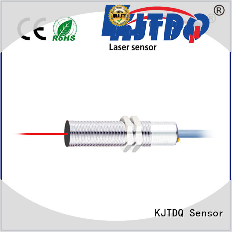 KJTDQ laser type photoelectric sensor company for industrial cleaning environment