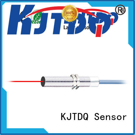 KJTDQ Custom laser type photoelectric sensor manufacture for industrial cleaning environment