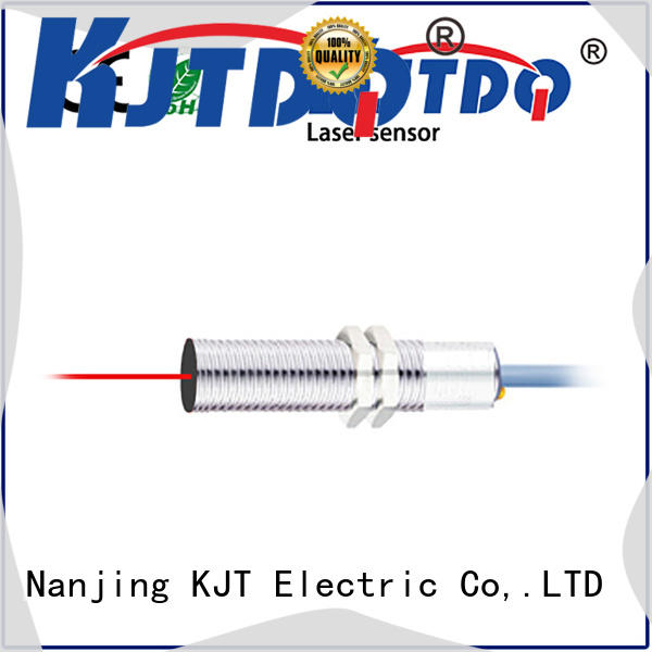 KJTDQ adjustable laser range sensor manufacturer for industry
