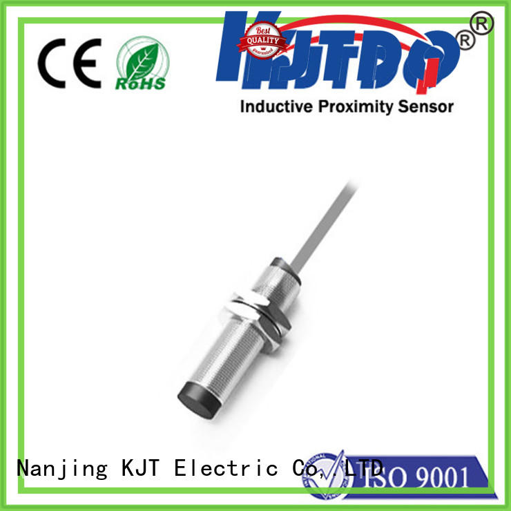 KJTDQ industrial proximity sensor inductive manufacturer for conveying system