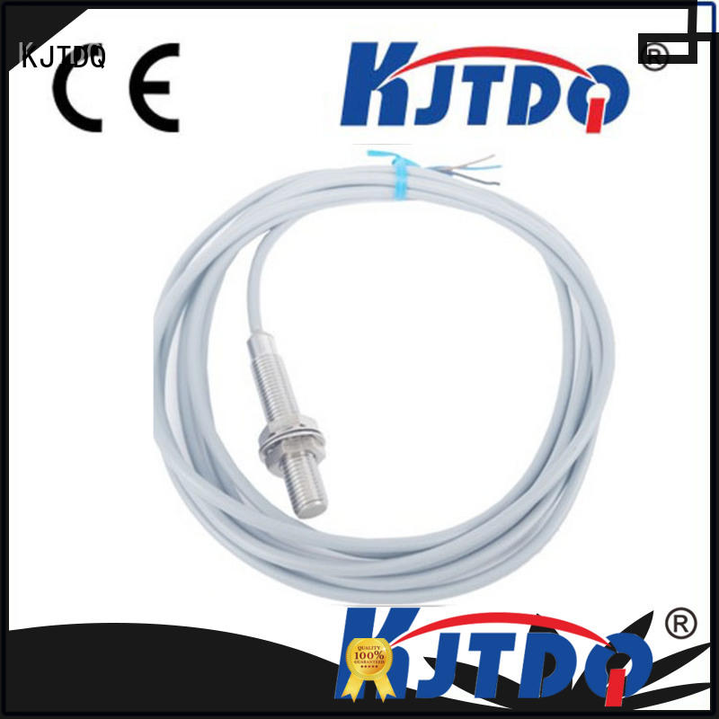 capacitive proximity sensor switch custom housing size for machine KJTDQ