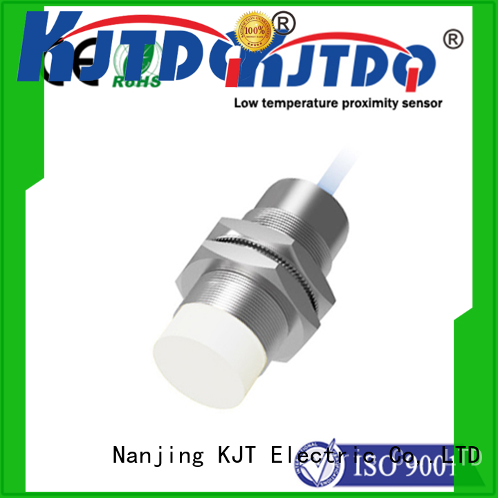 KJTDQ Latest inductive sensor automotive manufacturers mainly for detect metal objects