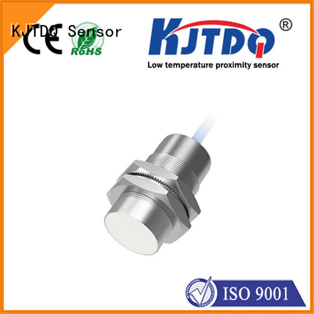 KJTDQ Custom proximity sensor inductive type factory for production lines