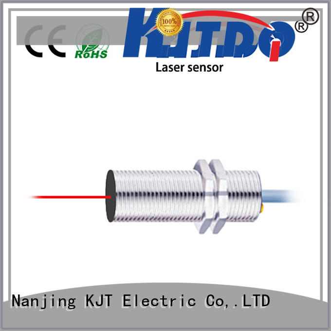 KJTDQ industrial laser sensors for Measuring distance