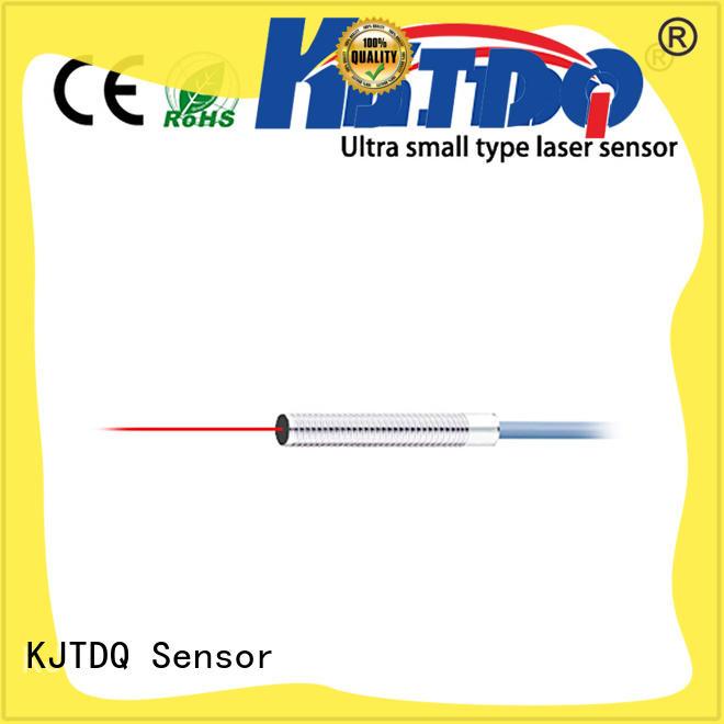 KJTDQ uses laser technology laser sensor price suppliers for Measuring distance