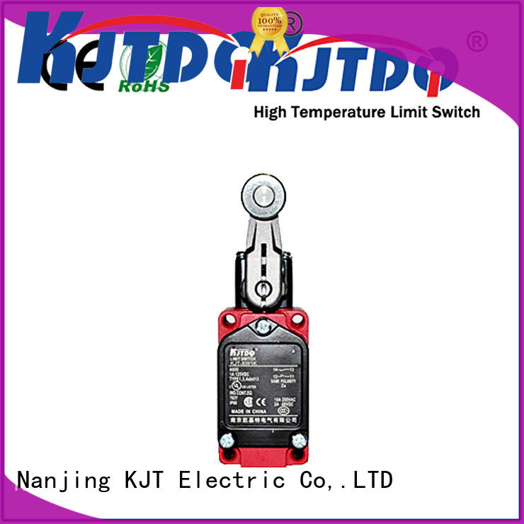 KJTDQ limit switch high temperature oem&odm for Detecting objects