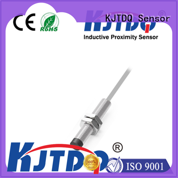 KJTDQ proximity sensor types manufacturer mainly for detect metal objects
