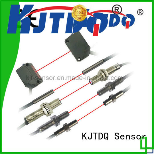 KJTDQ miniature photoelectric sensor factory for industrial