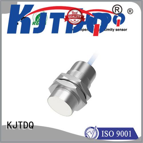 KJTDQ safety low power inductive proximity sensor factory for plastics machinery