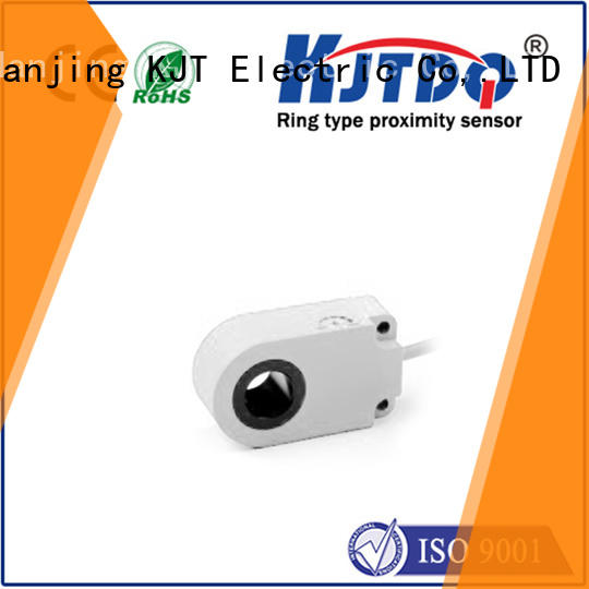 adjustable inductive ring proximity sensor company for packaging machinery