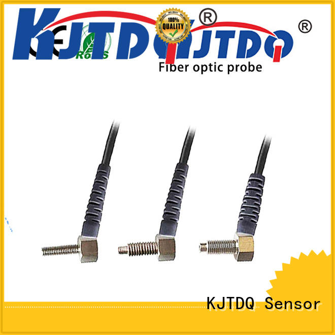 high detection accuracy optical fiber sensor price for industrial