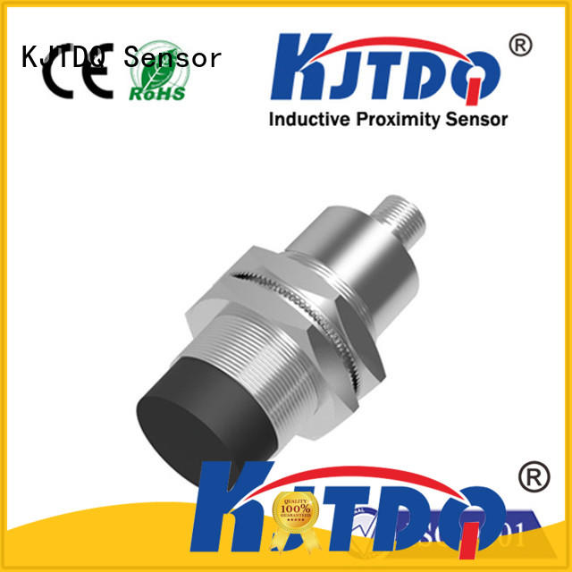 low temperature inductive proximity sensor for production lines KJTDQ