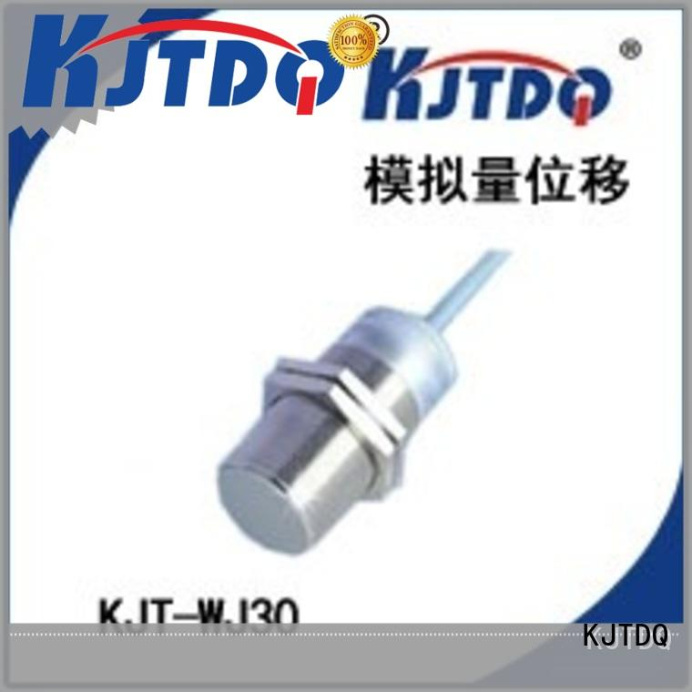 KJTDQ analog inductive proximity sensor companies for production lines