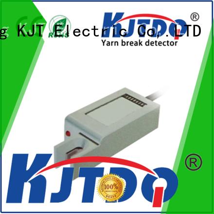KJTDQ yarn based sensor Supply for twisting yarn