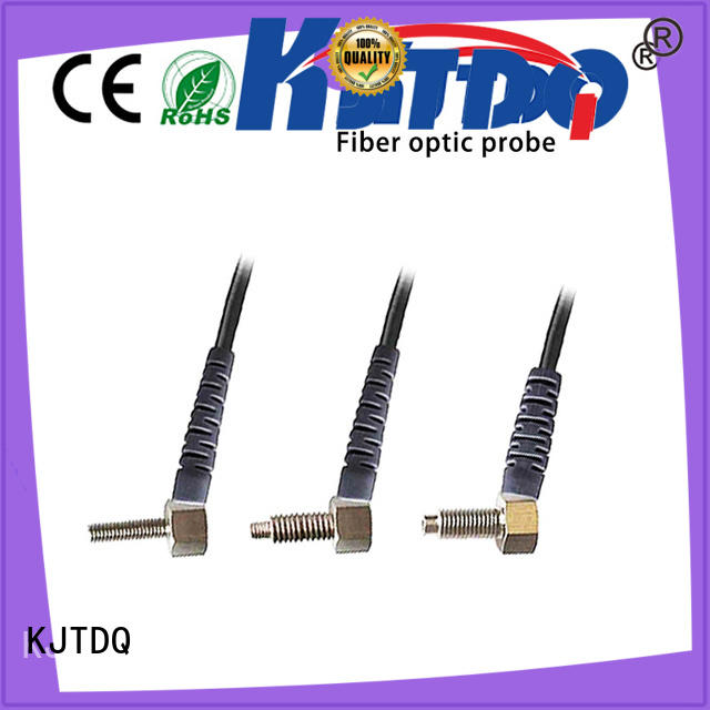 quality optical fiber sensor price for Detecting objects
