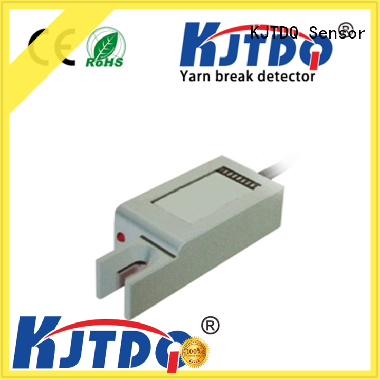 widely used yarn break sensor companies for synthetic fiber deformation