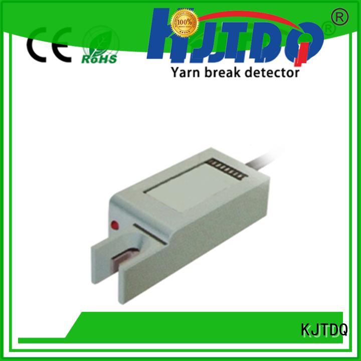 convenient yarn break detector sensor manufacturer for winding yarn KJTDQ