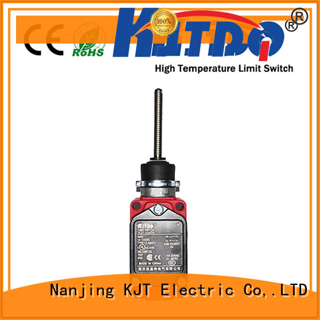 KJTDQ Wholesale limit switch high temperature oem&odm for Detecting objects