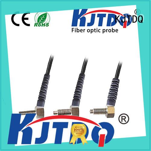 KJTDQ high precision detection capability fiber sensor company for machine