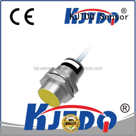 KJTDQ inductive sensor price manufacturer for conveying systems
