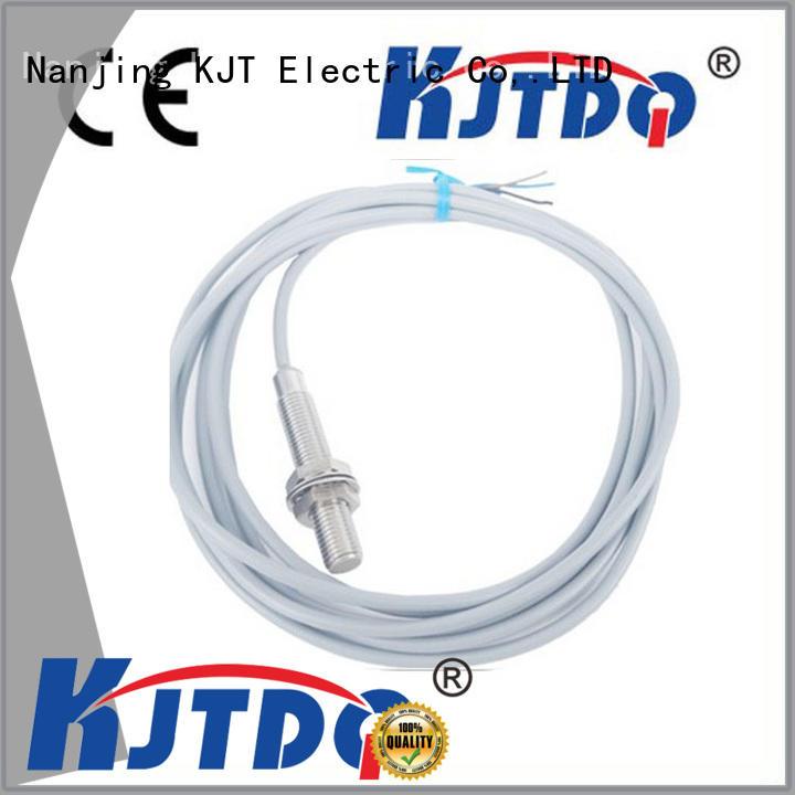 KJTDQ sensitivity adjustable capacitive sensor shielded or unshielded form is optional for conveying systems