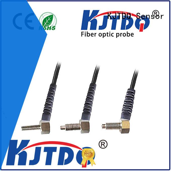 KJTDQ high precision detection capability fiber optic sensor price for machine