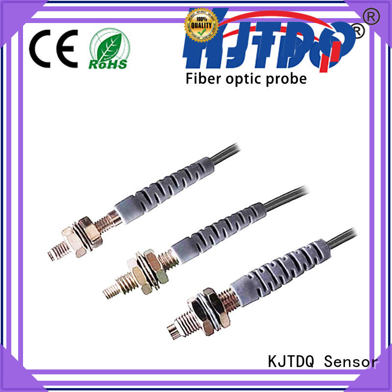 KJTDQ widely used fiber probe manufacturer for Detecting objects