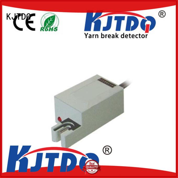 KJTDQ convenient yarn capacitive sensor for detect spinning yarn