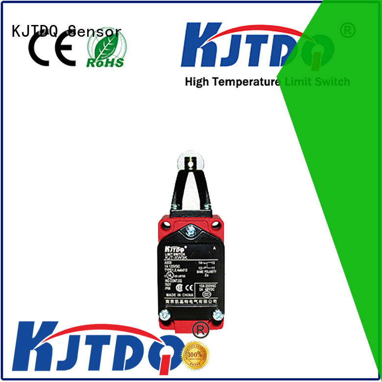 KJTDQ safety limit switch high temperature manufacturer for Detecting objects
