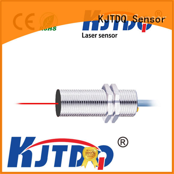 Through Beam laser distance sensor company for industrial cleaning environment