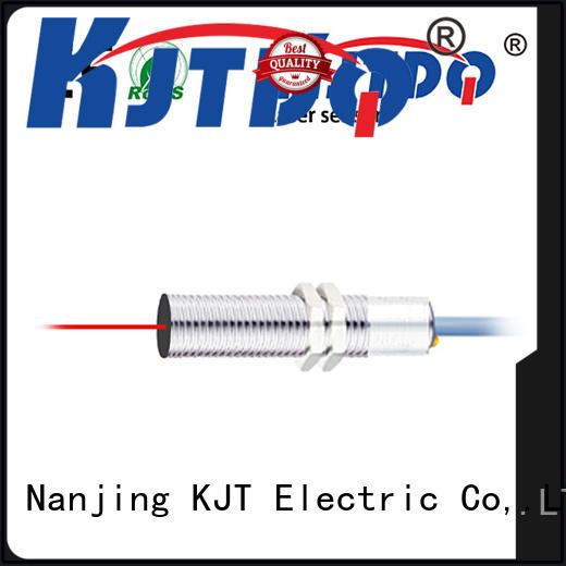 KJTDQ laser sensor switch manufacture for measurement