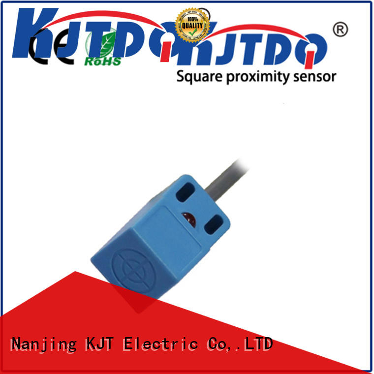 KJTDQ full range ring type inductive proximity sensor for business mainly for detect metal objects