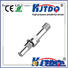 KJTDQ Stainless steel inductive proximity switch china mainly for detect metal objects