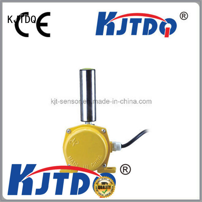 KJTDQ widely used conveyor belt switch manufacturers for Detecting objects